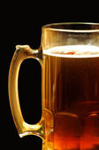 Mug of beer — Stock Photo