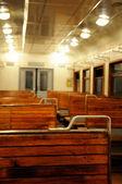 Электропоезд — Стоковое фото