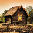 Royalty-Free Stock Photo: Old wooden hut