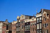 アムステルダムの家 — ストック写真