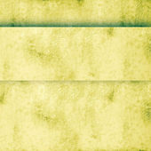 Yelow grunge background with copy space — Stock Photo