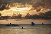 Island Boracay — Stock Photo