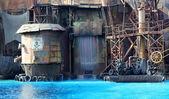 Show Water World — Stock Photo