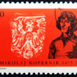 Stock Photo: POLAND - CIRC1973 : Stamp printed in Poland, showing Nicolaus Copernicus, circ1973