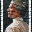 UNITED STATES OF AMERICA - CIRCA 2009: A stamp printed in USA shows Anna Julia Cooper, black heritage, circa 2009 — Stock Photo