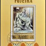 Постер, плакат: The Pieta by Michelangelo