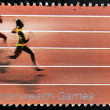 Stock Photo: Athletics, XVI commonwealth games