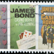 Постер, плакат: James Bond Agent 007 of Ian Fleming Casino royale