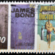 Постер, плакат: James Bond Agent 007 of Ian Fleming Doctor No