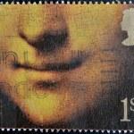 Постер, плакат: Mona Lisa or La Gioconda by Leonardo da Vinci