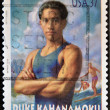 Duke Kahanamoku — Stock Photo