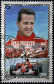 Michael Schumacher — Stock Photo