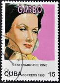 Greta Garbo — Fotografia Stock