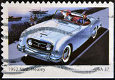 Nash healey — Stock Photo