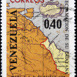 Venezuela devoted to the claim of Guyana — Stock Photo