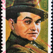 Edward G. Robinson actor Legends of Hollywood — Stock Photo