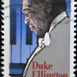 Duke Ellington Americcomposer, pianist, and big band leader — Stock Photo #9180896