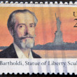 F.A.Bartholdi, Statue of Liberty Sculptor — Stock Photo #9182122