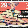 Hank Williams American country and western singer — Stock Photo #9182426