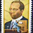 Scott Joplin American composer and pianist - Stock Photo