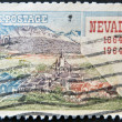Nevada statehood — Stock Photo
