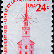 Old North Church in Boston - ストック写真