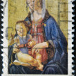 Madonna and the child, by Ghirlandaio — Stock Photo