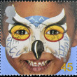 Stock Photo: Painted faces of children