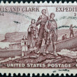 Foto de Stock  : Lewis and Clark Expedition