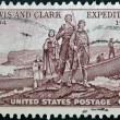 Stock Photo: Lewis and Clark Expedition