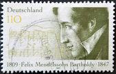 Felix Mendelssohn-Bartholdy — Stock Photo
