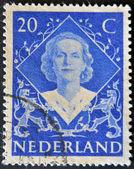 Image of Queen Juliana — Stock Photo