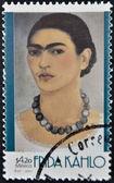 Frida Khalo — Fotografia Stock