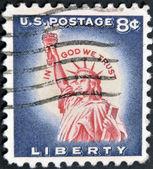 Image of Statue of Liberty — Stock Photo