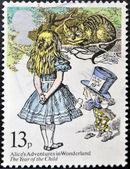Alice's Adventures in Wonderland — Stock Photo