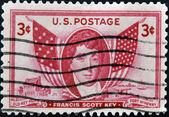 Francis Scott Key — Stock Photo