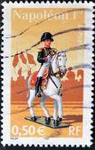 Stamp shows Napoleon I — Stock Photo