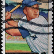 UNITED STATES - CIRCA 2006: stamp printed in USA shows Mickey Mantle, circa 2006 — Stock Photo