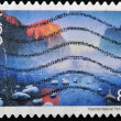 Stock Photo: UNITED STATES OF AMERICA - CIRCA 2006: A stamp printed in USA shows Yosemite National Park, California, circa 2006