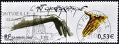 FRANCE - CIRCA 2002: A stamp printed in France dedicated to the choreography, circa 2002 — Stock Photo