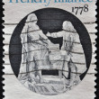 Stock Photo: US- CIRC1978: stamp printed in USshows French Alliance 1778, circ1978