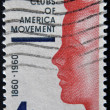 USA - CIRCA 1960 : A stamp printed in the USA shows Boy's Clubs of America movement, circa 1960 - Foto Stock
