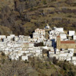 Bayarcal, a small town in the Alpujarra — Stock Photo