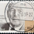 GERMANY - CIRCA 2003: A stamp printed in Germany shows Andreas Hermes, circa 2003 — Stock Photo