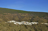 Bayarcal, a small town in the Alpujarra — Stock Photo