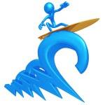 WWW Surfing — Stock Photo