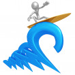 WWW Surfing — Stock Photo
