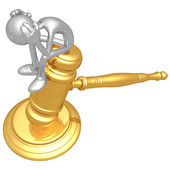 Legal Problem — Stock Photo