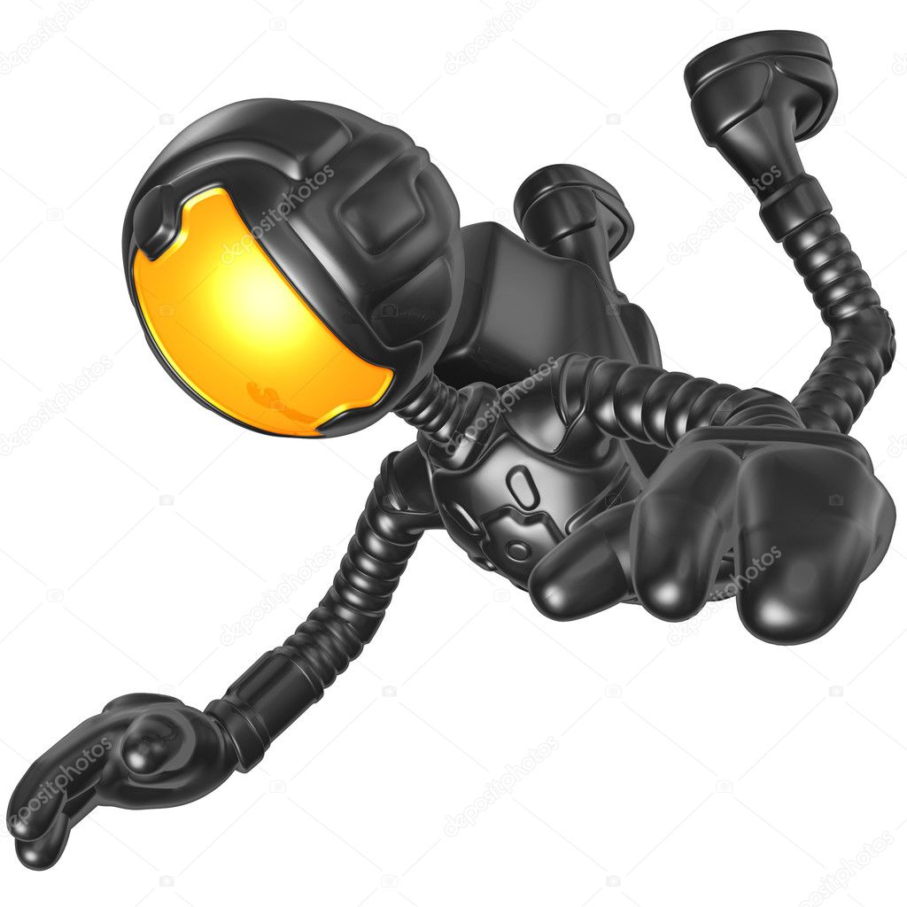 Astronaut — Stock Photo #8161332
