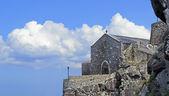 Sant'Antonio church in Castelsardo — Stock Photo